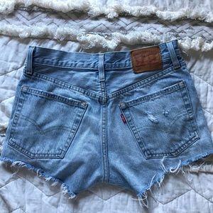 Pants - Levi's Jean shorts